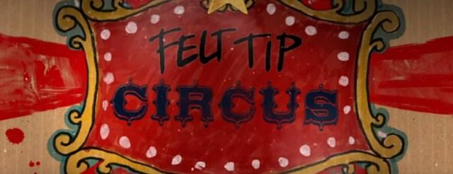 Felt Tip Circus logo