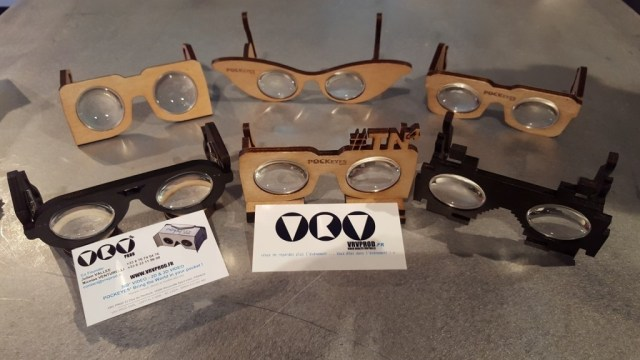 очки виртуальной реальности очки виртуальной реальности POCKEYES Premium