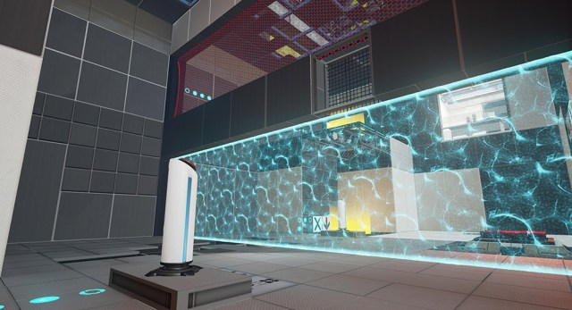 Portal Stories VR новый скрин