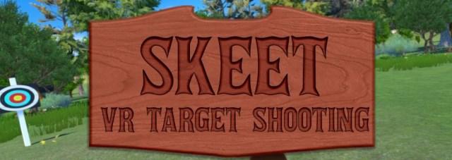Skeet: VR Target Shooting logo
