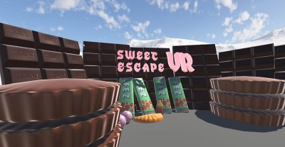 Sweet Escape VR скриншот 1