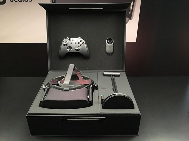 Комплектация Oculus Rift CV