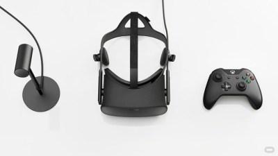 Oculus Rift CV