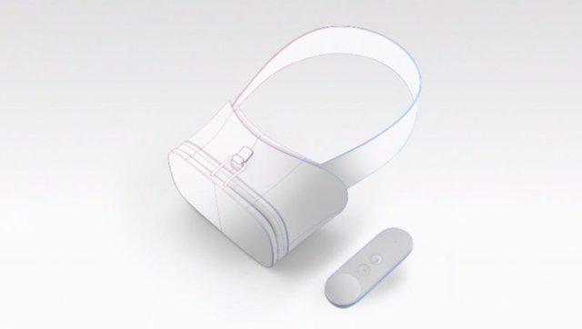 шлем виртуальной реальности Daydream