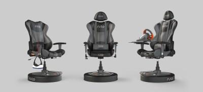 Roto VR chair logo