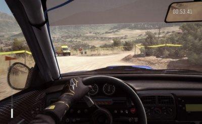 DiRT Rally скриншот