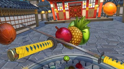 fruit ninja vr screen 2