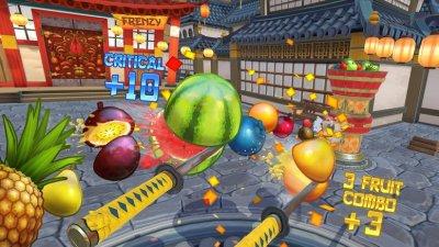 fruit ninja vr screen 3