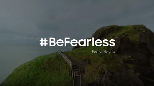 #BeFearless