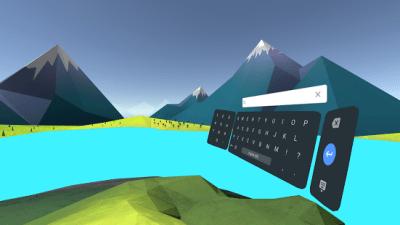 Daydream клавиатура