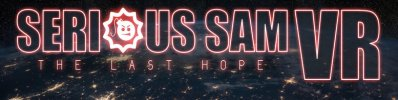 Serious Sam VR The Last Hope лого