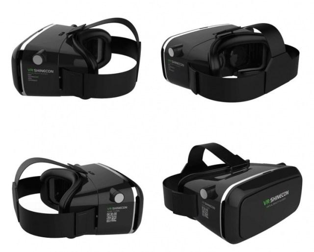 Shinecon VR со всех сторон