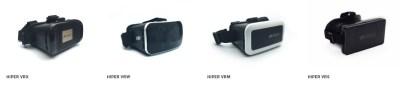 Линейка VR шлемов Hiper