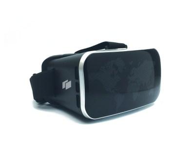Шлем виртуальной реальности hiper vrw