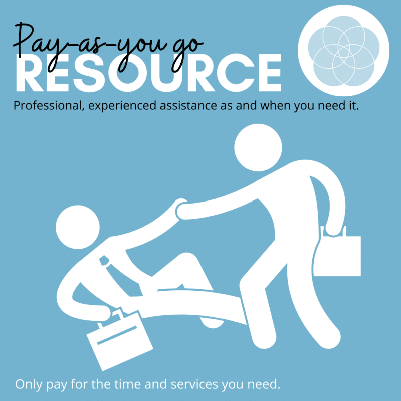 Pay as you go resource
