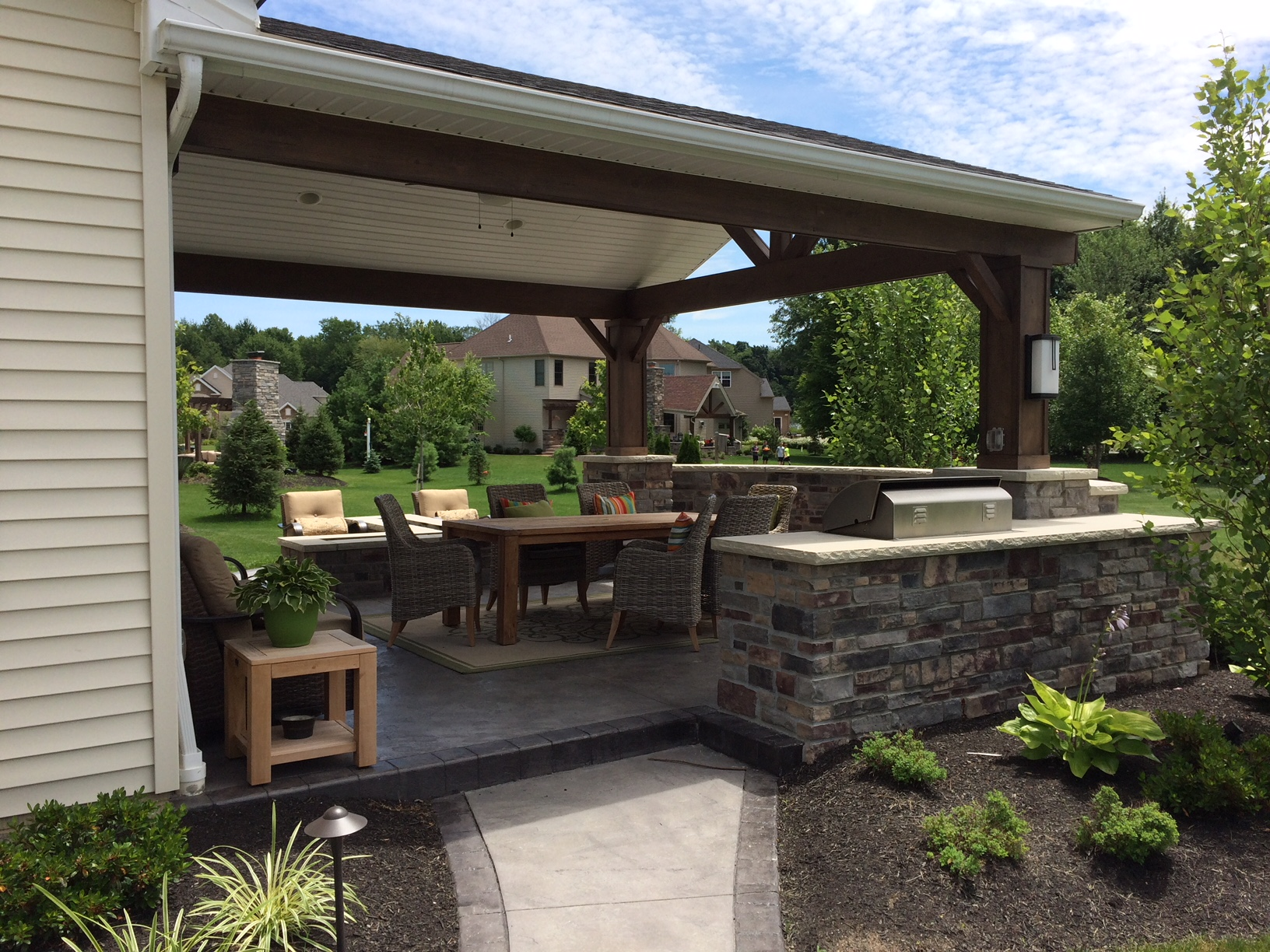 New Trends in Landscape Design in Northeast Ohio on Outdoor Living And Landscapes id=69311
