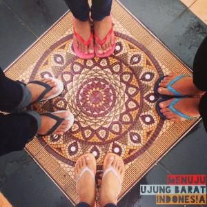 ke ujung barat indonesia