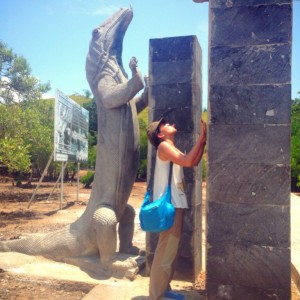 Gerbang Pulau Rinca