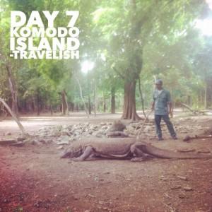 Hari ke-7, Pulau Komodo