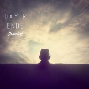 Hari ke-8, Ende