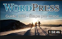 Créer son site sous WordPress