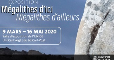 Expo Mégalithes Genève