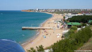 Пляж Орловка (Крым, Севастополь)