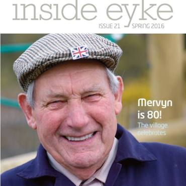Spring edition of Inside Eyke makes the rounds