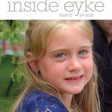 Summer/Autumn's Inside Eyke has all the fete news