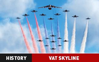 VAT Skyline : History