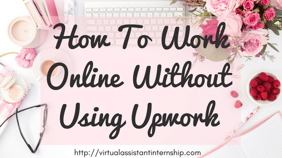 How to Find Work Online (Without Using Upwork!)