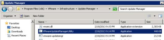 VMwareUpdateManagerUtility