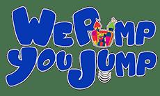 we pump you jump logo