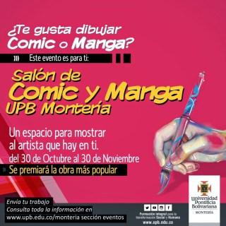 Salón manga colombia