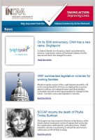 IN-CAA Newsletter – May 2015