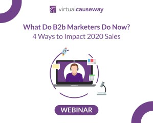 2020 b2b sales leads