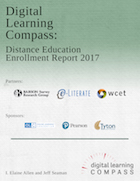 Babson Distance Education Enrollment Report