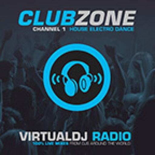 VirtualDJ Radio ClubZone – Channel 1 – Recorded Live Sets Podcast