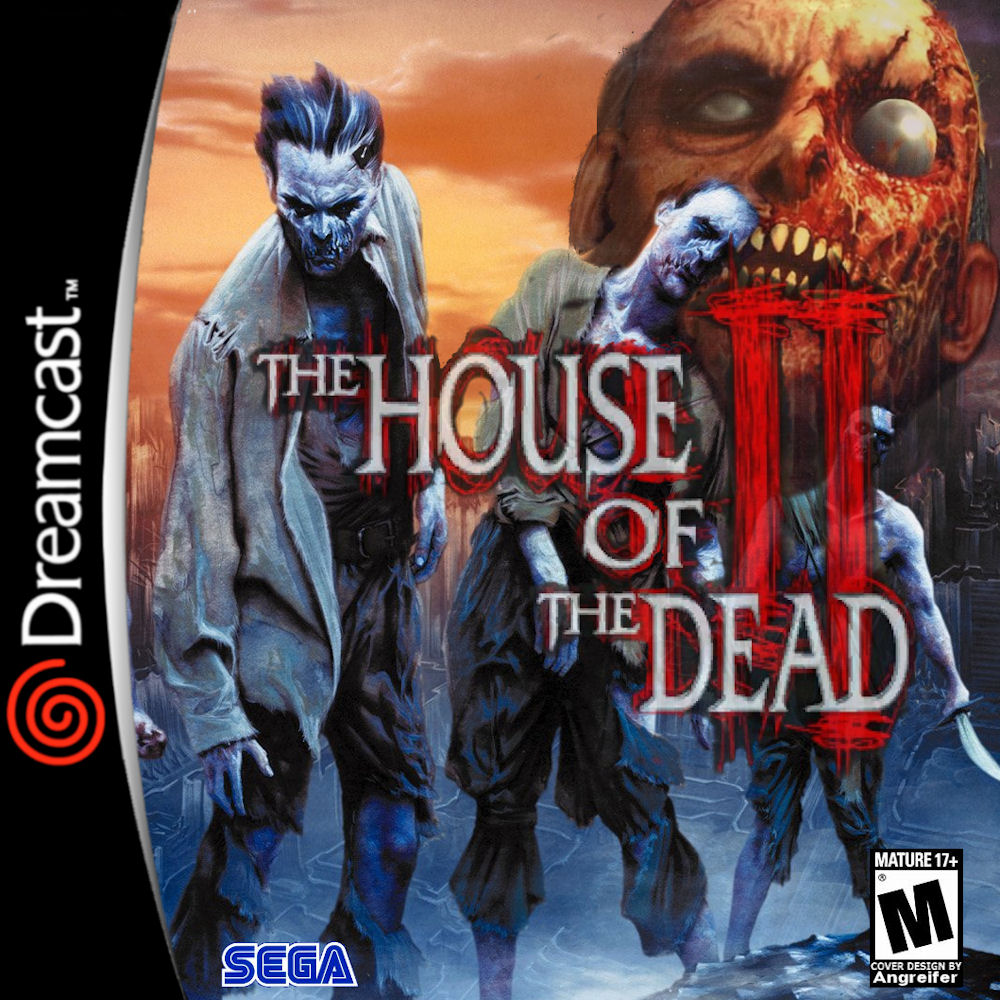 House Of The Dead 2 Virtualdreamcast Com