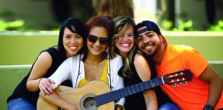 Estudiantes en Puerto Rico