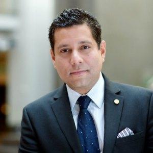Neil Parsan, Secretario Ejecutivo para el Desarrollo Integral, OEA
