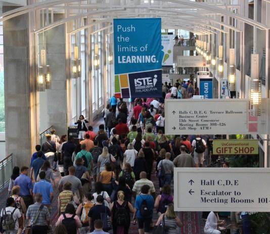 Conferencia anual de ISTE en Filadelfia
