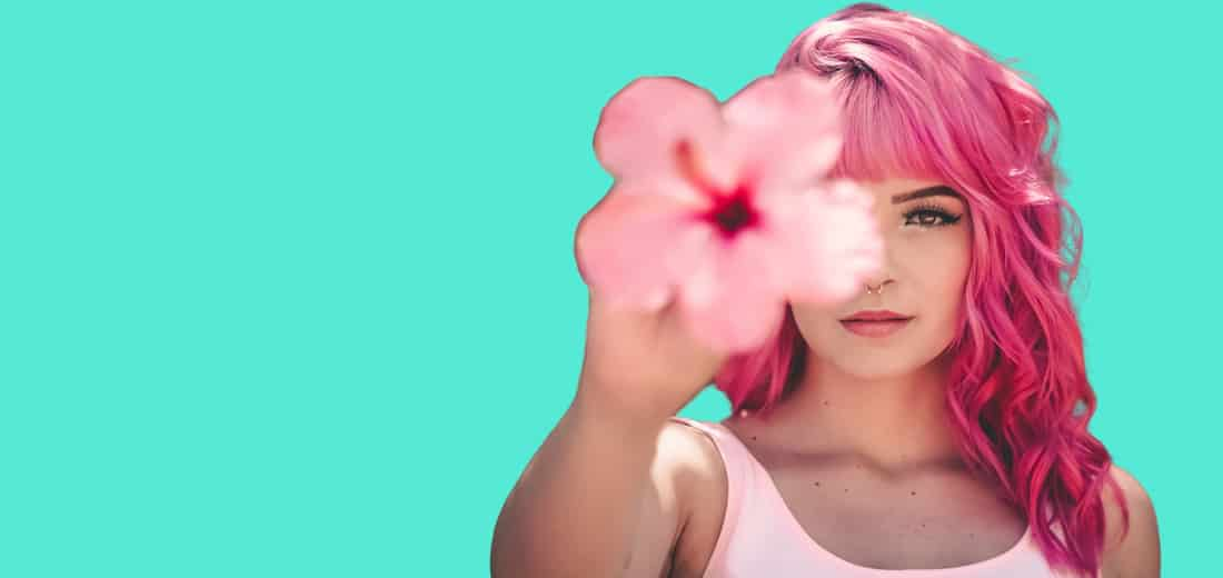 cabelos coloridos perfeitos - fran correa
