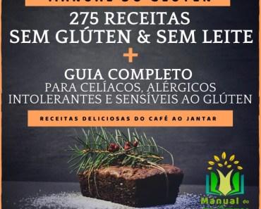 livro manual do glúten é bom e vale a pena