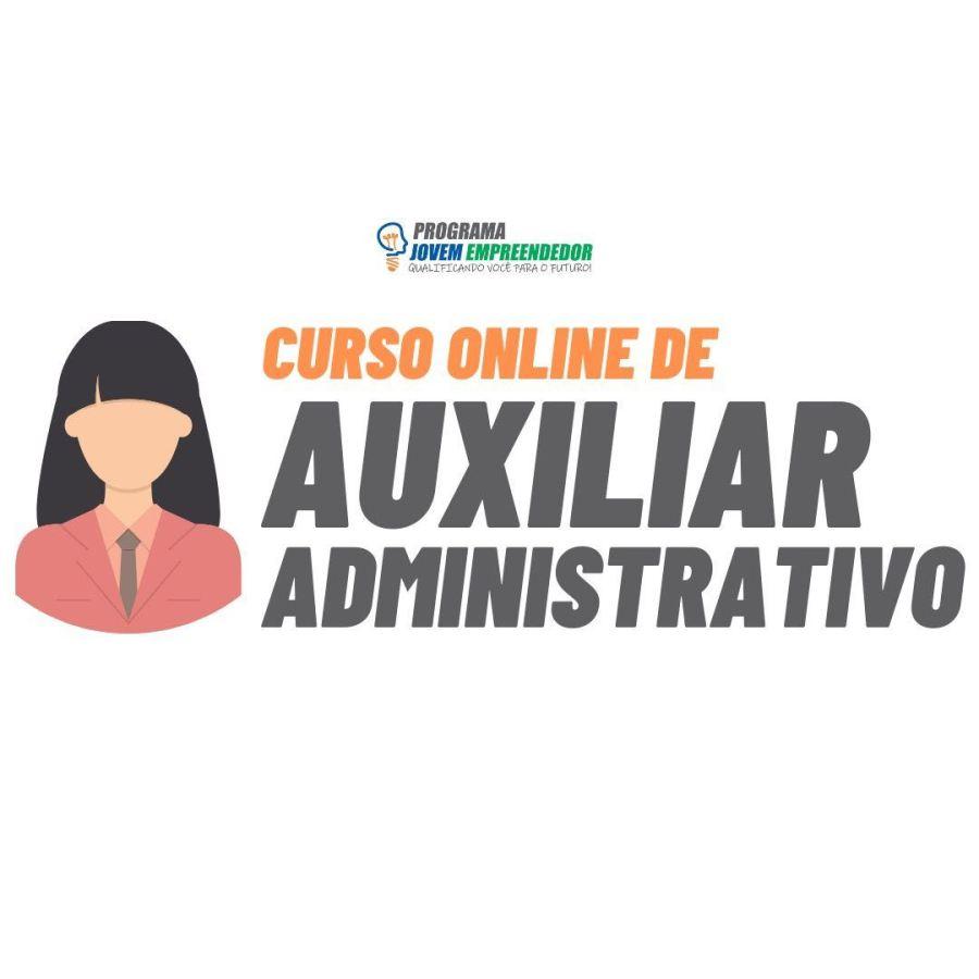 Curso Online de Auxiliar administrativo com certificado Hotmart