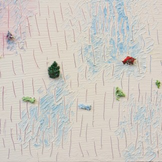 Paintings by Carly Belford at Sivarulrasa Gallery