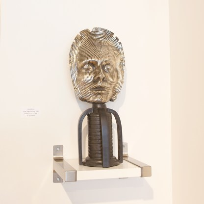 Sculpture by Dale Dunning, Installation View at Sivarulrasa Gallery in Almonte, Ontario
