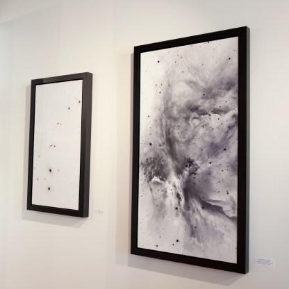 Photographic works by Sanjeev Sivarulrasa, Installation view at Sivarulrasa Gallery in Almonte, Ontario
