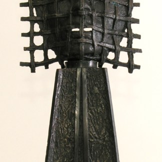 Sculpture by Dale Dunning at Sivarulrasa Gallery