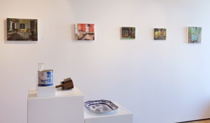 Kitchen, Installation View at Sivarulrasa Gallery